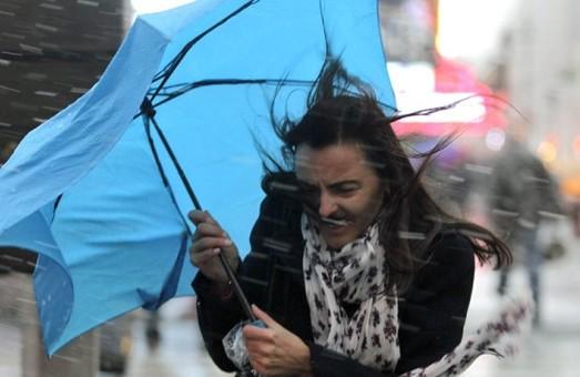 На Львівщині оголошено штормове попередження