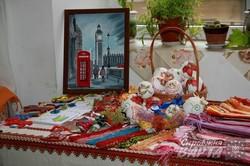 """У львівському """"Карітасі"""" пройшла виставка-ярмарок """"Веселе рукоділля"""" (ФОТО)"""