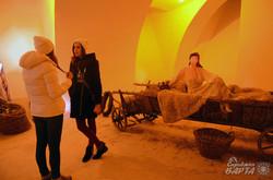 У Львові розпочались нічні екскурсії підземеллям Ратуші (ФОТО)