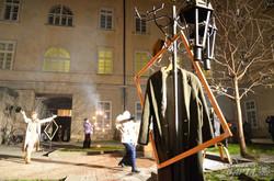 Театр «Воскресіння» показав нічний перформанс «Львів то є Львів» (ФОТО)