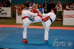 """У Львові проходить чемпіонат України з карате """"Lviv Karate Open"""" (ФОТО)"""