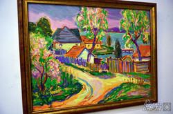 У Львові відкрилась ювілейна виставка Ореста Косара (ФОТО)
