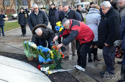 У Львові вшанували учасників ліквідації аварії на Чорнобильській АЕС (ФОТО)