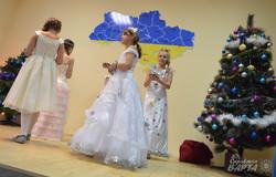 Святий Миколай завітав до львівської школи-інтернат №2 (ФОТО)