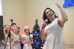 Наталка Карпа заспівала разом із дітьми з інтернату (ФОТО)