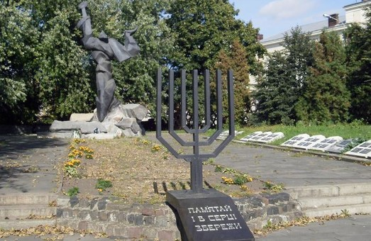 Померла авторка львівського пам`ятника жертвам єврейського гетто