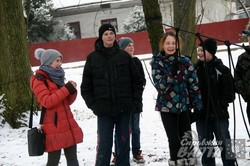 """У Львові для дітей організували """"Веселі зимові спортивні розваги"""" (ФОТО)"""