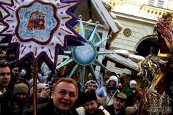 У Львові відбулась масова хода звіздарів (ФОТО)