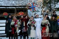 """Як у Львові пройшло традиційне """"Різдво у гаю"""" (ФОТО)"""