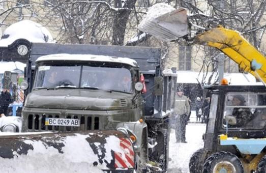 У Львові оголошено штормове попередження