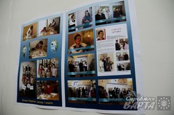 У Львові презентували виставку художниці, яка пережила клінічну смерть (ФОТО)