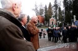 У Львові вшанували 98-му річницю пам`яті героїв Крут (ФОТО)