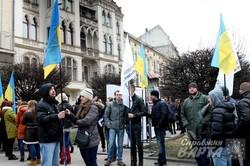 У Львові активісти провели акцію з вимогою покарати резонансних корупціонерів (ФОТО)