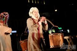 """У Львові театр """"Воскресіння"""" презентував виставу просто неба «Сни за Кобзарем» (ФОТО)"""