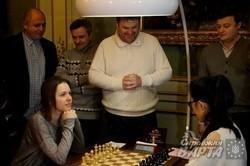 У Львові завершилась восьма партія за звання шахової королеви світу (ФОТО)