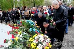 У Львові відзначили 30-ті роковини Чорнобильської трагедії (ФОТО)