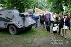 У Львові до Дня Героїв влаштували тематичну військову виставку просто неба (ФОТО)