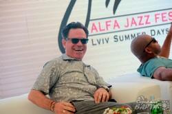 У Львові стартував 6-ий міжнародний джазовий фестиваль Alfa Jazz Fest (ФОТО)