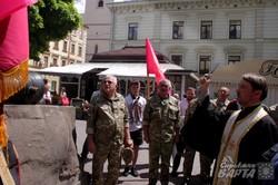 У Львові відзначили роковини страти Івана Підкови (ФОТО)