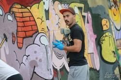 """У Львові завершився графіті-фестиваль """"АЛЯРМ"""" (ФОТО)"""