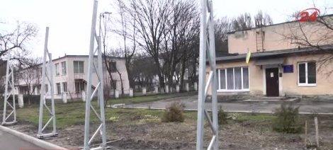 У Львові «заморозили» перший шумозахисний екран