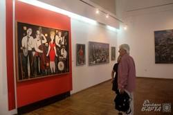 У Львові представили першу посмертну виставку Володимира Патика (ФОТО)
