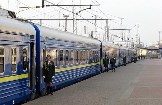 Потяг «Слобожанщина» прибуватиме у Львів раніше