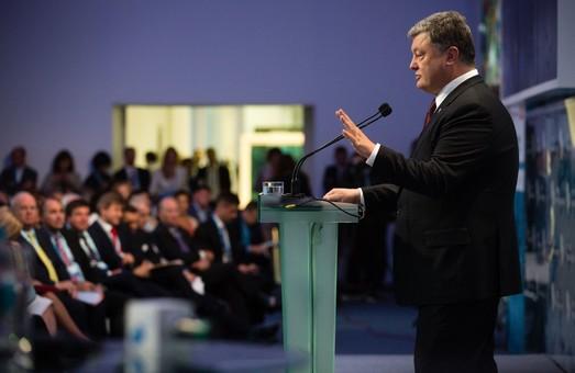 Порошенко окремо наголосив: Крим був і залишається українським