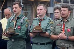 У Львові урочисто відкрили новий Пластовий рік 2016 (ФОТО)
