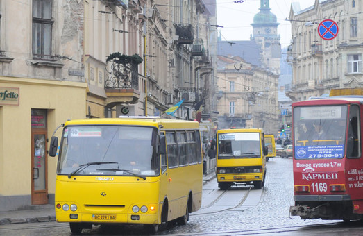 У Львівській області проведуть ревізію маршруток