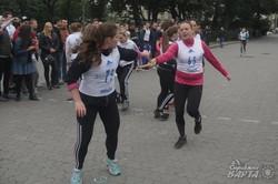 У Львові відбувся легкоатлетичний пробіг-естафета під гаслом «Від Сокільства – до Стрілецтва» (ФОТО)