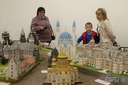 У Львові пройшла виставка - конкурс масштабних моделей (ФОТО)