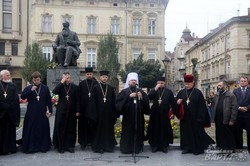 У Львові вшанували 150-ту річницю від дня народження Михайла Грушевського (ФОТО)