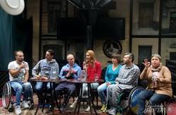 У Львові паралімпійці розповіли про свій шлях до успіху (ФОТО)