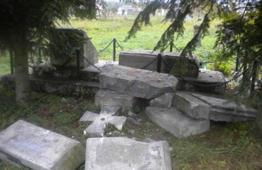У Польщі ліквідовують українські поховання вояків УПА (ФОТО)