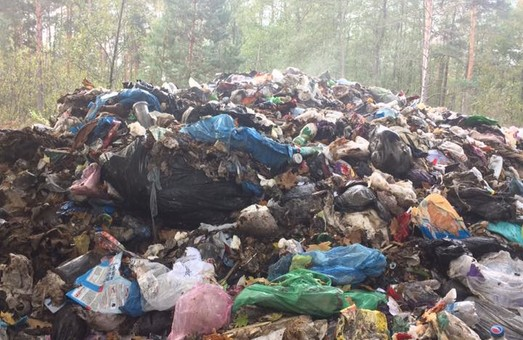 Грибовицьке сміттєзвалище обіцяють зробити безпечним