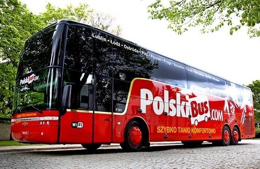 З Польщі через Львів до Херсона – новим автобусом