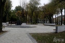 У Львові біля цирку облаштовують новий громадський простір (ФОТО)