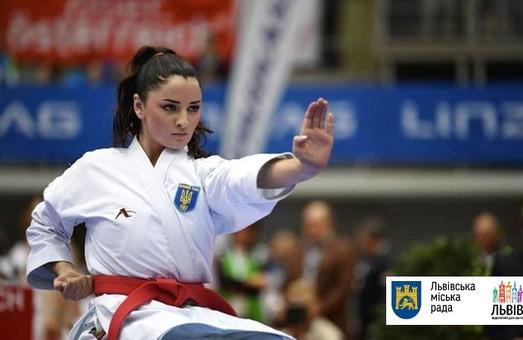 Львів`янка стала чемпіонкою світу з пара-карате