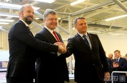 Петро Порошенко відвідав Львівщину з робочим візитом  (ФОТО)