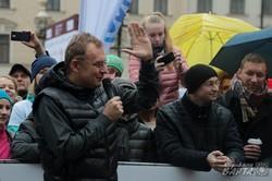 У Львові вперше відбувся GRAND PRIX LVIV HALF MARATHON 2016 (ФОТО)