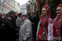У Львові встановили інформаційну таблицю на екс-консульстві Бельгії (ФОТО)