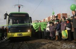 Трамвай на Сихів таки поїхав! (ФОТО)