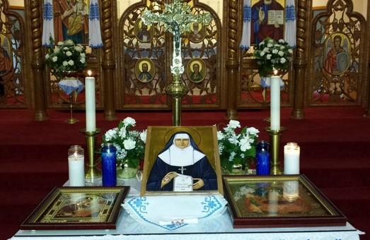 Ікона Блаженної Йосафати Гордашевської тиждень буде перебувати у Львові