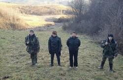 На Львівщині строковики затримали турків