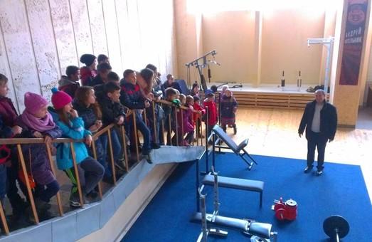 У Львові тривають спортивні екскурсії для дітей родин Небесної Сотні та воїнів АТО