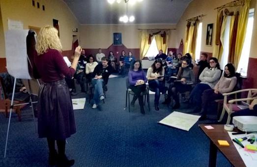 На Львівщині визначили найкращий проект створення молодіжної платформи