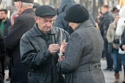 У Львові відзначили річницю трагедії українського народу - Голодомору 1932-1933 років (ФОТО)