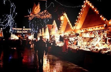 Свято наближається: львівський Різдвяний ярмарок незабаром запрацює