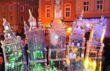 У Львові відкриють будинок льодових скульптур